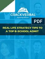 CrackVerbal Success Stories - HQ
