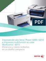 24628 - Impresora Láser Color Xerox Phaser 6000