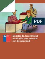 Medidas de Accesibilidad e Inclusión Para Personas Con Discapacidad