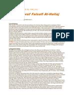 Kitab Thawasin Al Hallaj