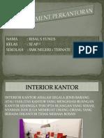 Management Perkantoran