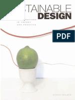 BUKU_Sustainable by Design