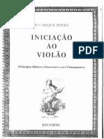 09. INICIALJÃO AO VIOLÃO - Henrique Pinto