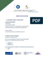 Draft Plan de Afaceri Practica