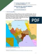 Region La Libertad - Caracterización