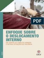 Enfoque sobre o deslocamento interno em tempos de conflito armado e outras situações de violência