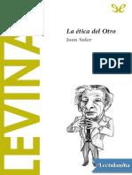 45 Levinas - Joan Sole.pdf