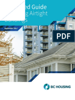 RDH Illustrated Guide Achieving Airtightness 2017