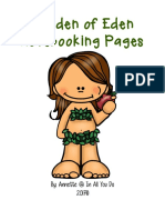 Garden of Eden Notebooking Pages Pack FINAL