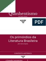 7.-Quinhentismo