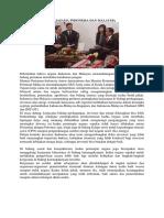 Kerjasama Indonesia Dan Malaysia