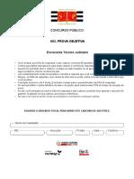 Simulado TJSP Escrevente - Sem Gabarito