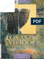 142 PerezL - Anos Vividos Cronicas