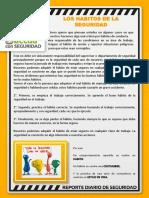 100118 Reporte Diario SSO