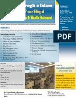 Flyer of E-filing
