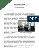 468 ID Memahami Metoda Social Network Analysis
