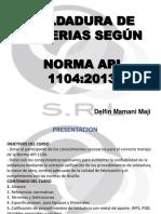 Presentacion API 1104 2016 9q