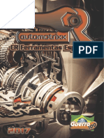 CR Automotrixx - Catalogo Auto 2017