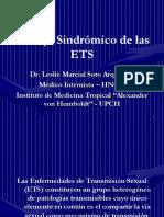 Manejo Sindromico de Las ETS