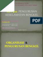 4 ORGANISASI & PENGURUSAN BENGKEL