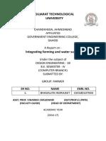 integrating farming report