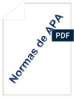 Normas de APA