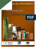 Perfil de Mercado Madera
