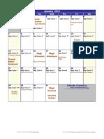 Thakur Prasad Calendar 2018 PDF