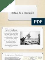 Bătălia de La Stalingrad