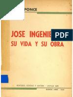 Anibal Ponce - Jose Ingenieros, su vida y su obra