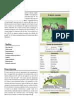 Cervus Elaphusversion 2.2
