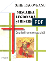 Gheorghe Racoveanu - Miscarea Legionara si Biserica - ed. Antet-Samizdat - 2002