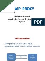 Abap Proxy