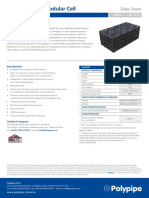 Polystorm Lite Modular Cell Datasheet Issue 3 Jan 16