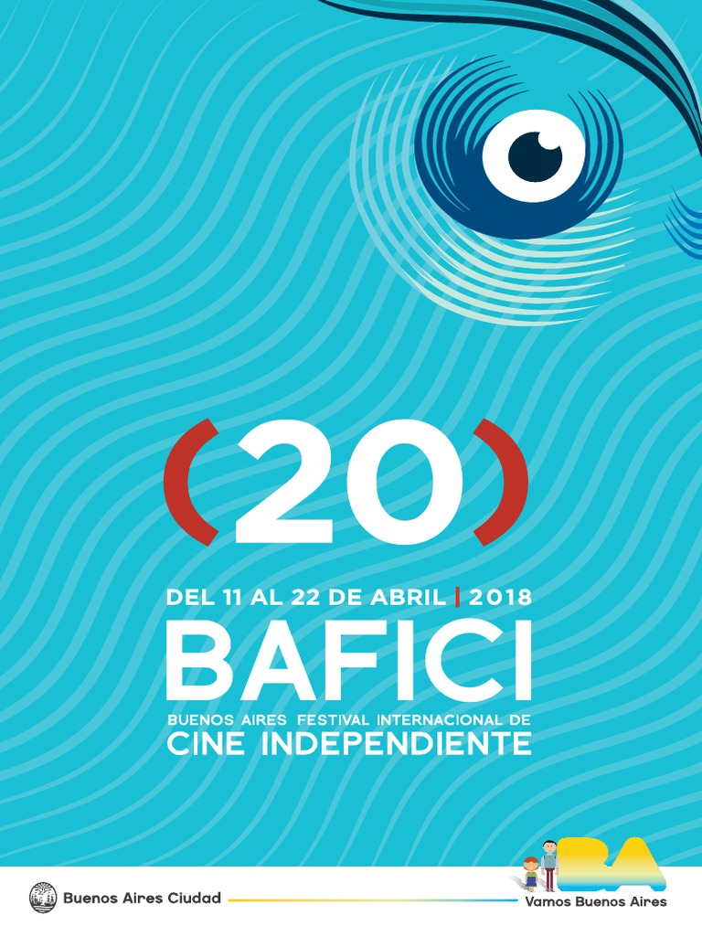 20 BAFICI Catalogo