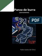 Panza de Burra