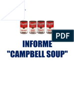 Trabajo Campbell Soup