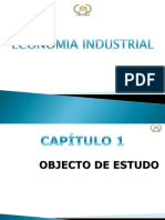 Economia Industrial - Slides (2018) - 20.01.2018
