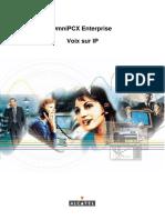 Alcatel-OmniPCX Voix Sur IP