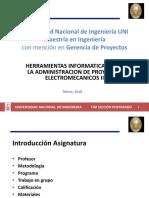 SESION 1 Herramientas Informaticas II