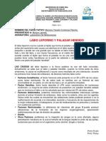 Labio Leporino y Paladar Hendido-mariana Contreras