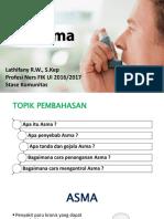 Asma (General & Prevention)