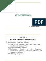 Compressor Part 3