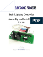 Stair Lighting Controller Manual