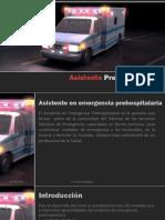 Asistente Prehospitalario
