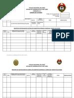 Cadena de Custodia Oficri