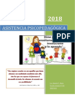 proyecto psicopedagogico primaria