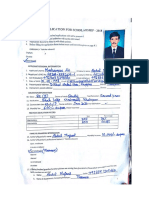 Manual Form