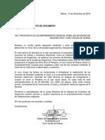 Carta Propuesta Cámara de Comercio