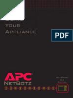 UsingYourAppliance netbotz420 BW26